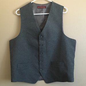 Levis Action Suit vintage Grey Vest